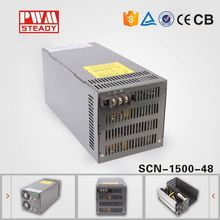 CE 1500w 48v 32a DC High Voltage Power Supply / switching power supply 220v 48v 30a 1500w