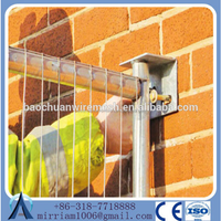2015 mobile fencing /portable fencing