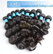 No shedding and tangle wholesale price 100% unprocessed real mink virgin brazilian hair extension