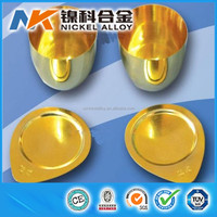 High Temperature Gold Crucible for brass melting