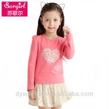 Atacado laço appliqued boutique infantil roupas, moda exclusivas boutique nomes de estilo de roupas para meninas
