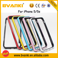 2015 High Quality Cell Mobile Phone Case For iPhone 5 5S,Ultra Thin TPU+PC Cover For Apple, For iPhone 5S Bumper Case