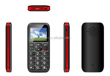 china lowest price gsm 2g mobile phone big button sos for elderly