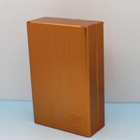 OEM Logo Aluminum Cigarette Box