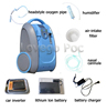 Continuous Flow psa oxygen concentrator
