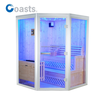 2015 Coastsone person portable steam sauna room with best selling for sale