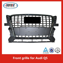 FRONT GRILLE CHROME GRILLE FOR AUDI Q5 AUTO GRILLE, FRONT GRILLE