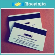 Magnetic Card CR80/Magnetic Card Production
