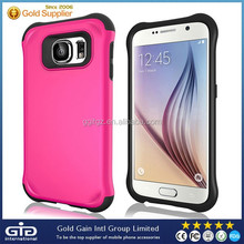 Cool armor tpu cover case for Samsung for galaxy S6