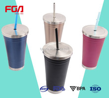 large capacity stainless steel insulated 510ml tumbler