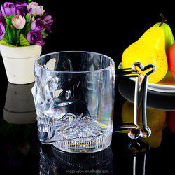 Best selling and most popular handmade skull shaped shot glass