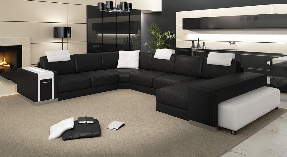 Arabisch Wohnzimmer Moderne Ledersofas Wholeasale Edelstahl ... Moderne Wohnzimmer Sofa