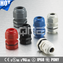 UL Approved Nylon Cable Gland With Screw