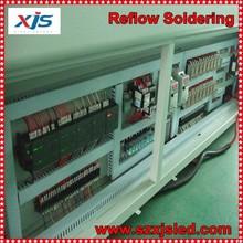Xjs macchina di saldatura reflow per smt/smd rifusione forno macchina di produzione