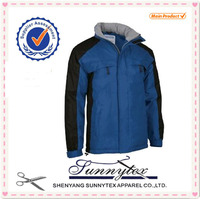 sunnytex 2014 team sports jackets breathable and fashion