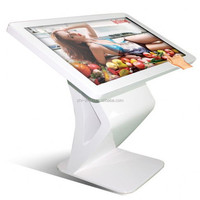 Touch advertising machine outdoor stand led advertising screen