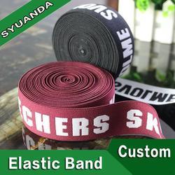 polyester/spandex elastic band