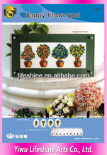 diy cross stitch crochet embroidery kits creative gift for home decoration