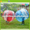 outdoor sports buddy bumper ball suit for adult bumper ball