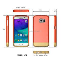 Exquisite Workmanship slider cover case for Samsung Galaxy S3 case