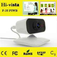 New design hot sale! portable usb interactive whiteboard 82 with pen and pointer