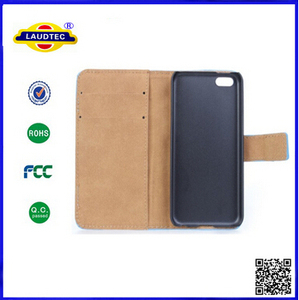 hoch Qualität Wallet Case Leder Tasche Etui Flip Case Cover Hülle Leder für Apple iPhone 5s 5C
