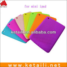 For iPad mini 3 Cheap Patented Silicone Protective Cover Made in China