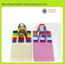 cheap promotional nonwoven shopping bags