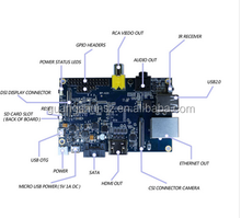 Orange pi mini Beyond cubieboard and pcduino ,Compatible with banana pi pro and Raspberry Pi 2
