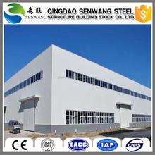 販売のための安い鉄骨構造倉庫