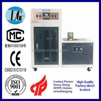 Hot Sales Impact Low Temperature Meter with Alcohol Cooling