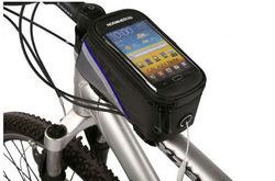 waterproof bicycle smart phone bag
