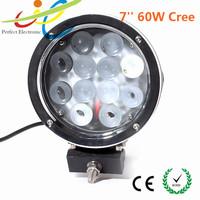 7inch 60W Cree LED driving light