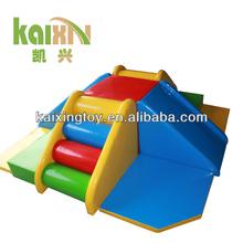 Grande plástico cubo de espuma de juguete blando para los niños