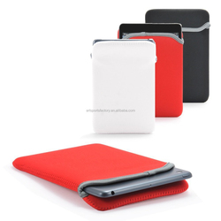 factory price neoprene sleeve case fit for Ipad Mini 2