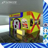 2015 High Return Business Plan Theme Park 3D 4D 5D Cinema
