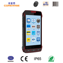 Readable 5000mah battery support 1d 2d barcode android usb rfid reader handheld PDA