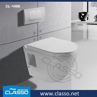Wall-hung WC Toilet/Closet