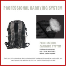 fashion canvas Waterproof Canvas everest backpack