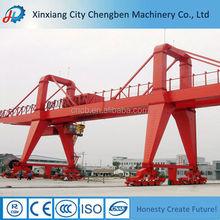 High strength container handling gantry crane