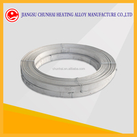 NiCr heating strip for heaters resistance stripe