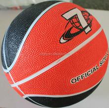 2015 promotional basketballs for school training