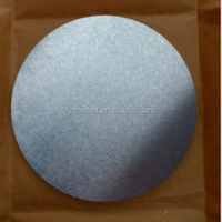 Pure Mo 99.95%min Polished Surface Tungsten Sputtering Target
