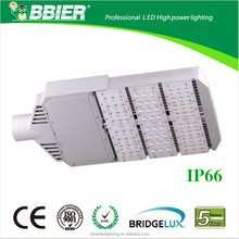 CE RoSH approved 100w top quality led street light fixtures manufacturers