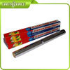 Aluminum foil food wrapping roll, kitchen aluminum foil roll