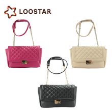 Fashion Women's Leather Cute Mini Chain Shoulder Bag Cross Body Bag