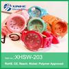 fashion popular silicone watches