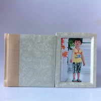 Handmade diy Latest design photo frames 8x10 manufacturer
