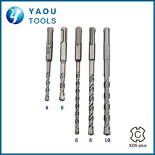 YG8C Tungsten Carbide Tipped SDS Drill Bit with Factory Price