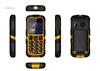 2.0inch best waterproof cell phones dual sim 1200mAh rugged waterproof cell phone
